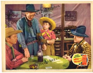 Lobby Card from Wild and Woolly