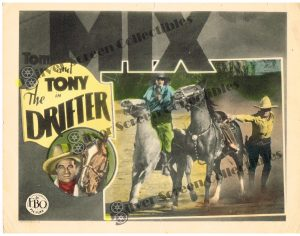 Lobby Card from The Drifter
