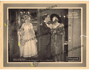 Lobby Card from Two-Time Mama