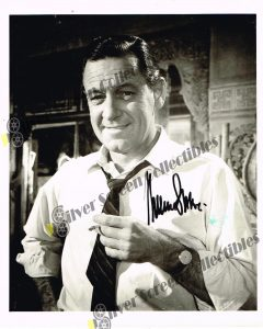 Photo Signed by William Holden