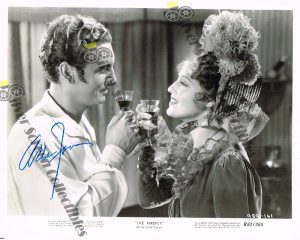 "8"" x 10"" Photo Signed by Allan Jones"