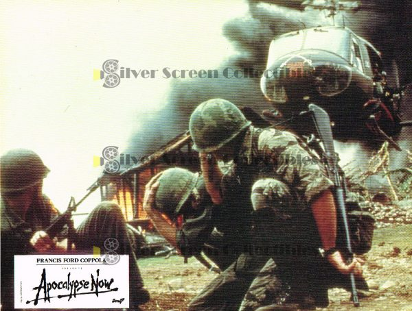 Apocalypse Now Souvenir Program and French Mini-Lobby Cards