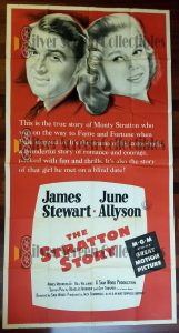 Three Sheet Movie Poster from The Stratton Story