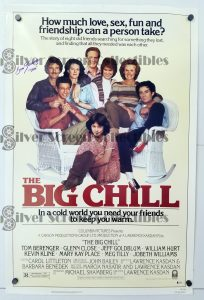 "(27"" x 41"")  Original U.S. One Sheet Movie Poster by Big Chill"