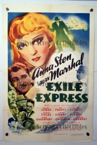 """(27"""" x 41"""")  Original U.S. One Sheet Movie Poster by Exile Express"""