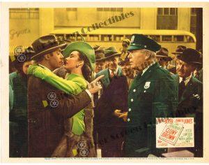 "(11"" x 14"")  Original U.S. Lobby Card from Cluny Brown"