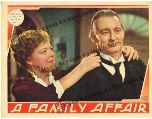 """(11"""" x 14"""")  Original U.S. Lobby Card from Family Affair"""