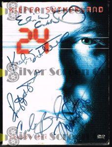 24 Cast Signed DVD Set